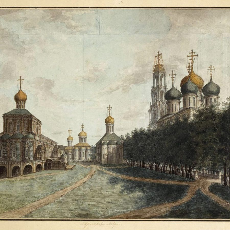Троице-Сергиева лавра. Алексеев Федор Яковлевич