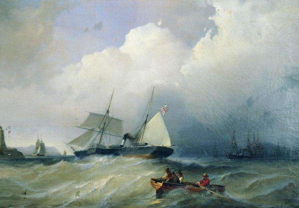 Балтийское море Боголюбов А.П.
