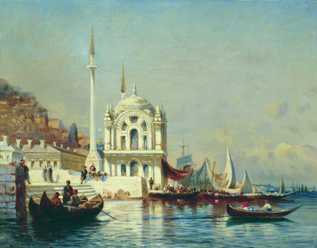 Константинополь Боголюбов А.П.