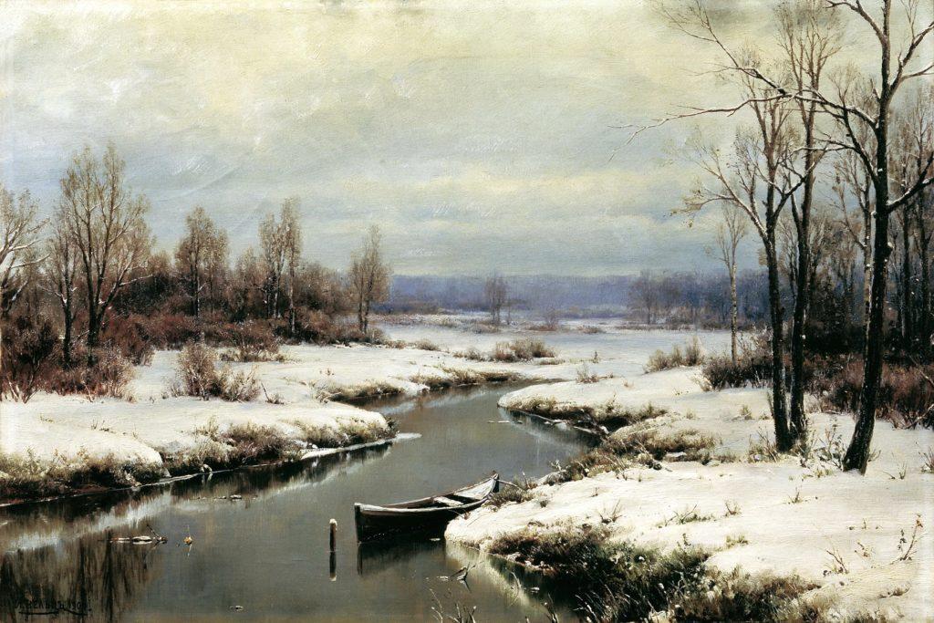 Иван Вельц. Начало зимы