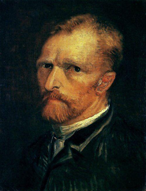 Ван Гог. Портрет