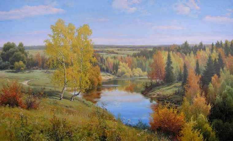 Осень. Игорь Прищепа