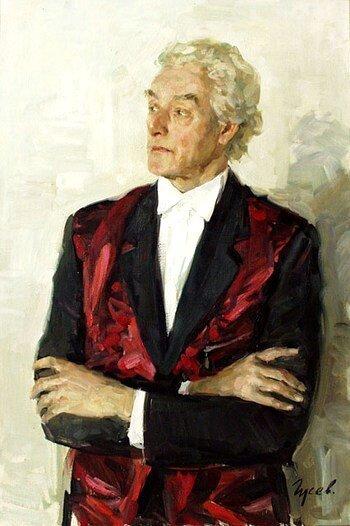 Владимир Гусев художник - импрессионист