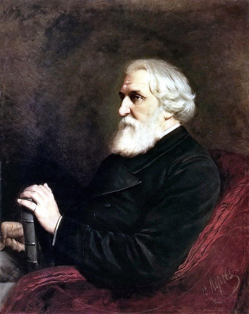 Поленов В.Г. Портрет И.С.Тургенева