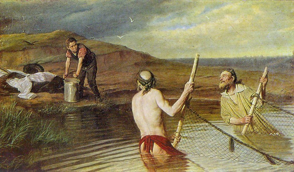 Рыбаки. Поленов В.Г.