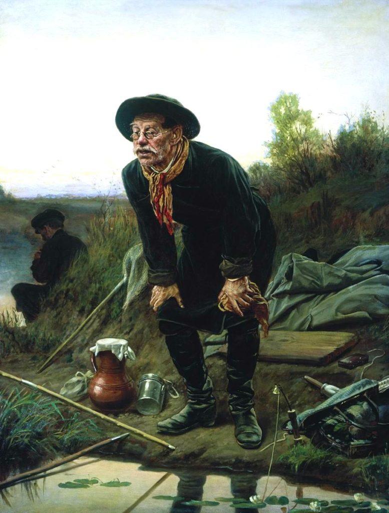 Рыболов. Поленов В.Г.