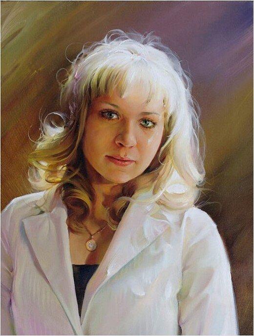 Р.Романов. Алина