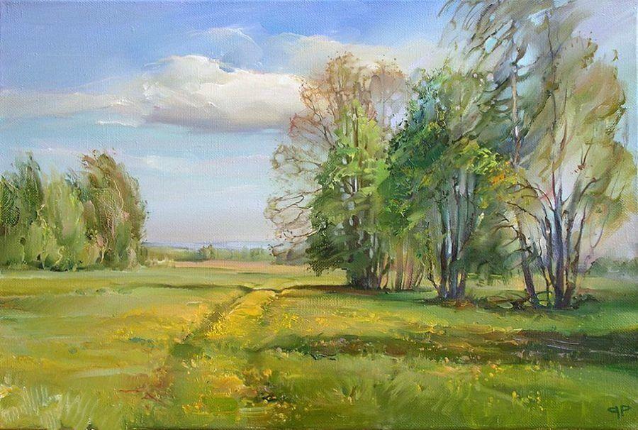 Р.Романов. Майский ветер