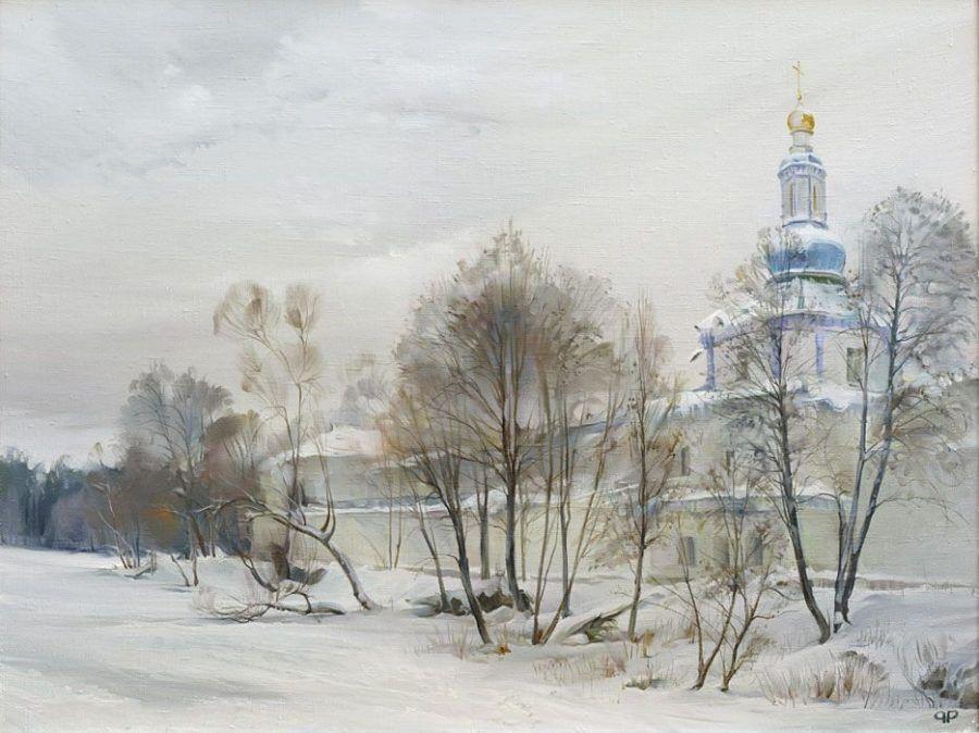Р.Романов. Песнь о Раифе