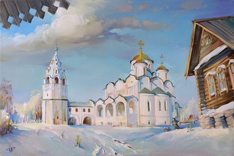 Р.Романов. Суздаль