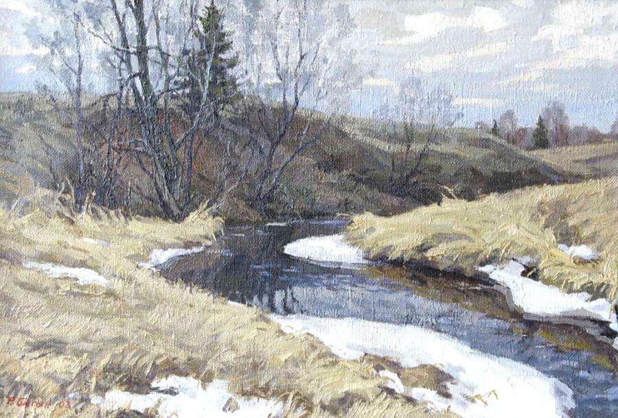 Р.Батыршин. Последний снег