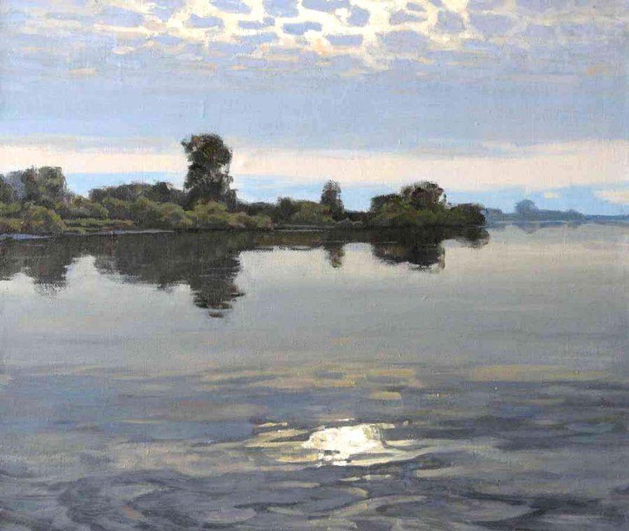 Р.Батыршин. Солнце в реке