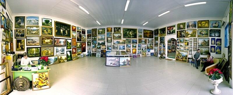 Продажа картин и постеров