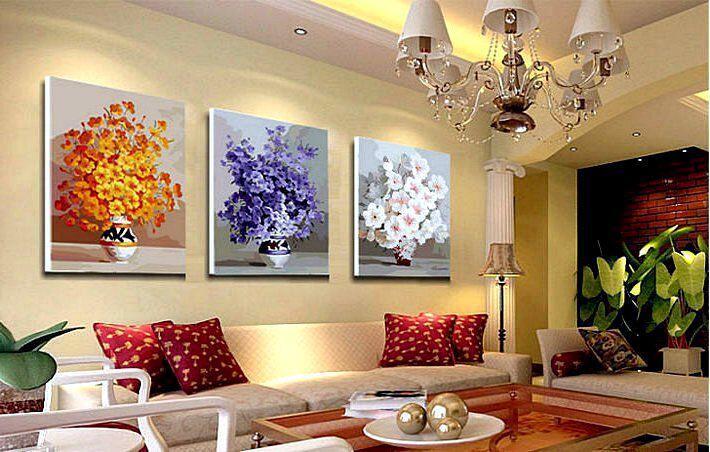 Картины и постеры в интерьере современного дома