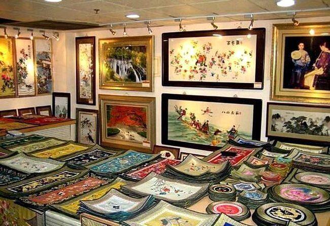 Купить китайскую картину
