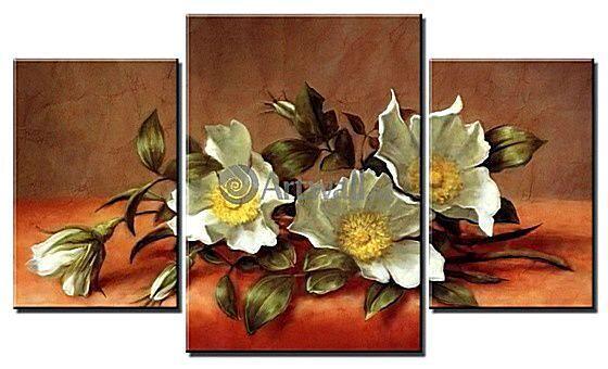 Модульная картина. Цветы