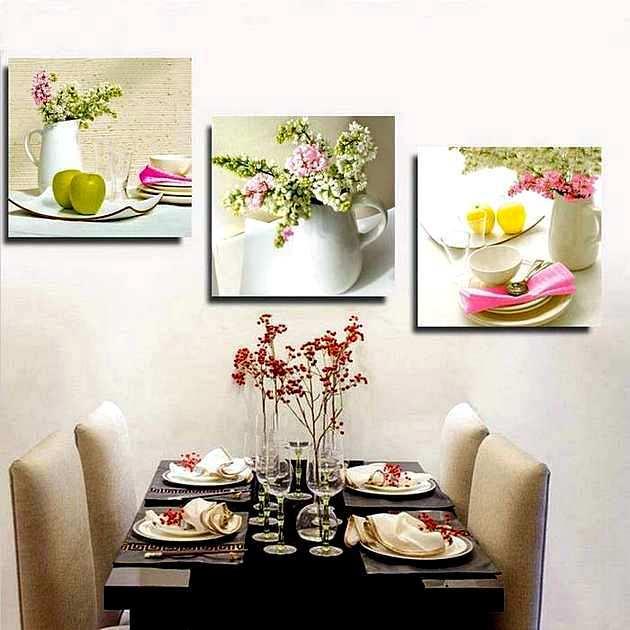 Картина для кухни. Цветы