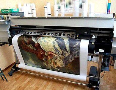 Печать картин и постеров