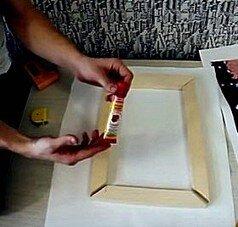 Рамка для модуля картины