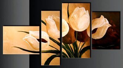 Купить картину в интернет-магазине. Тюльпаны