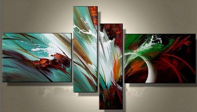 Картины для интерьера-абстракция