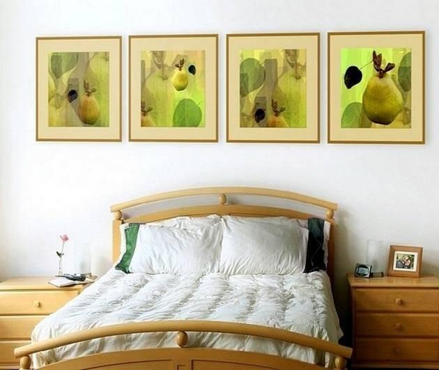 Композиции картин для интерьера