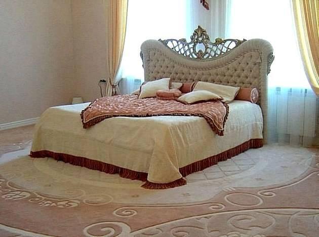Ковер для спальни