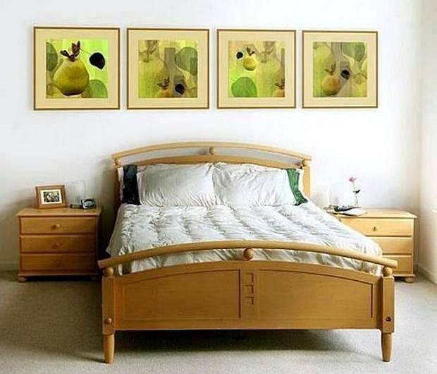 Постеры для интерьера спальни