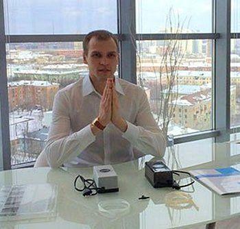 Евгений Золотарев