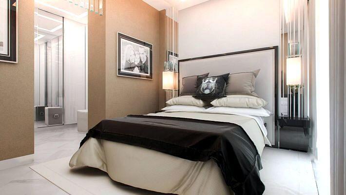 Интерьеры спален в современном стиле: варианты оформления