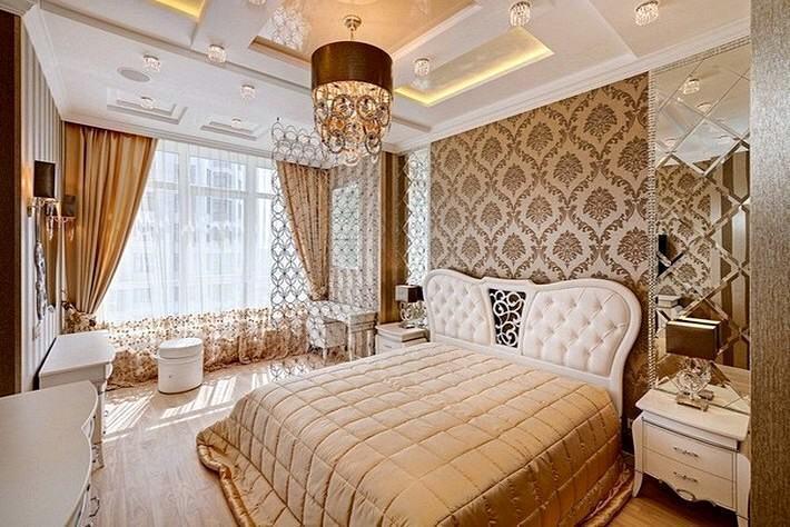 Интерьеры спален в классическом стиле – основные черты