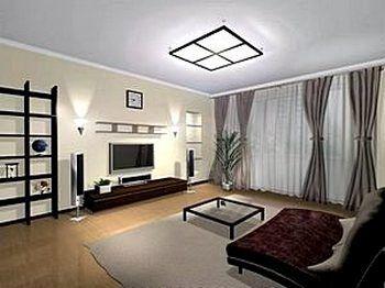 Способы освещения комнат