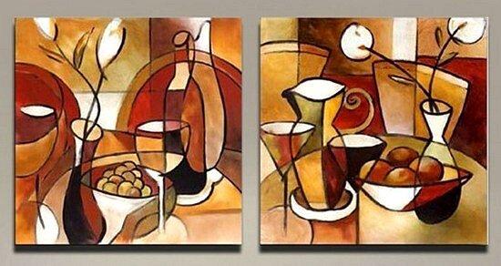 Модульная картина на кухню