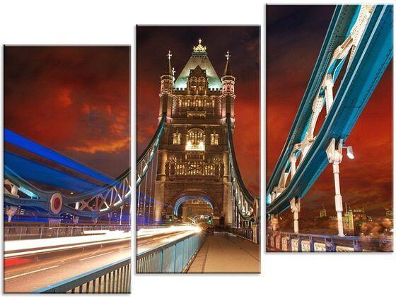 Картина Мост над Темзой в интернет магазине