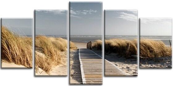 Модульная картина Красота балтийского моря