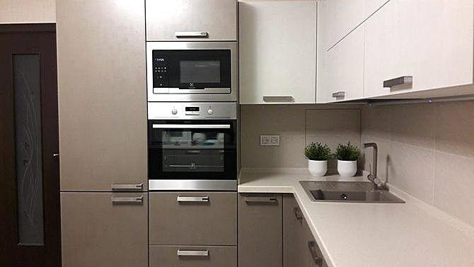 Интерьеры кухонь в стиле минимализм