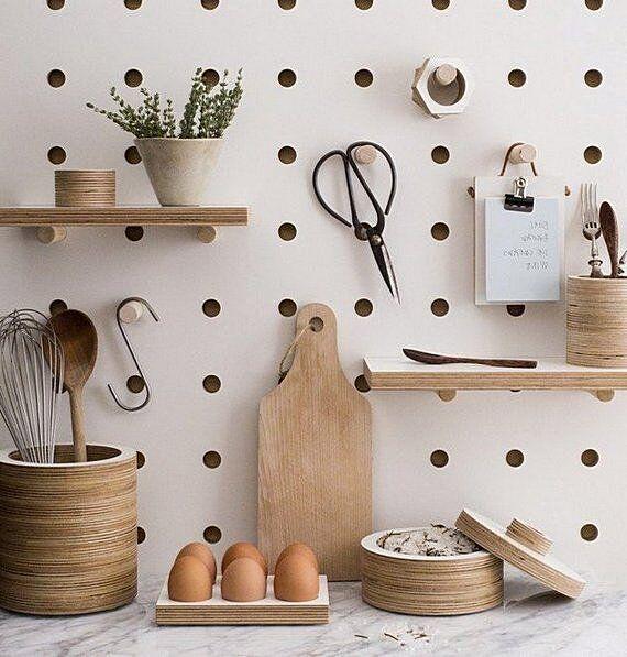 Предметы декора для кухни