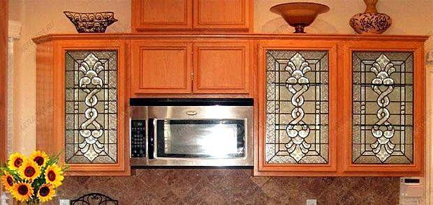 Кухонные фасады в интерьере