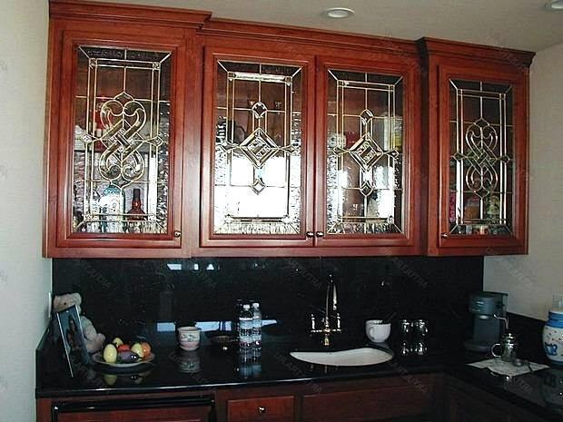 Кухонные фасады в интерьере 2