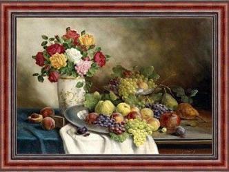 45-natyurmort-cvety-i-frukty