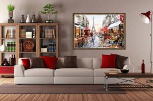 Картины и постеры для современного интерьера
