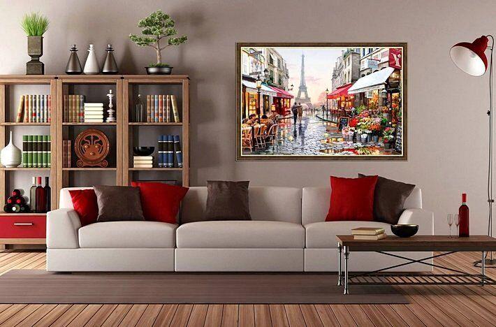 Картины и постеры для интерьера — делаем правильный выбор!