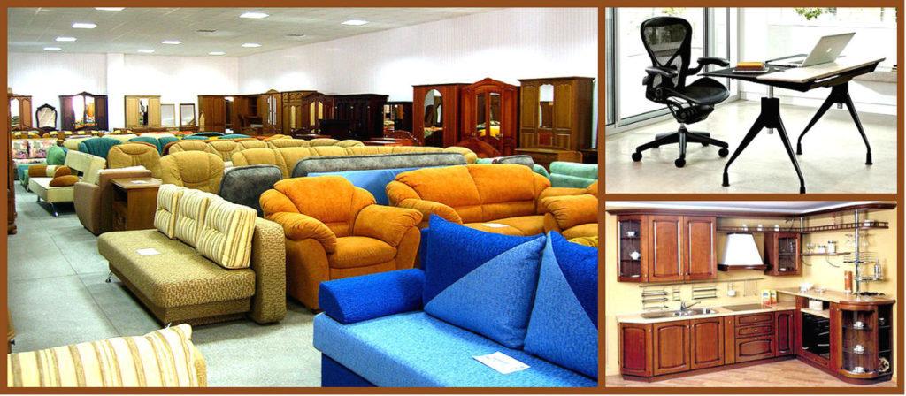 Мебель - коллаж1