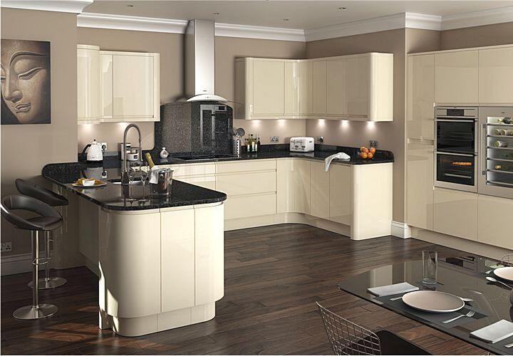 Кухня в стиле современного модерна