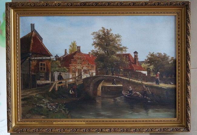 Голандский пейзаж
