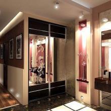 Дизайн прихожей в квартире в современном стиле – простые секреты