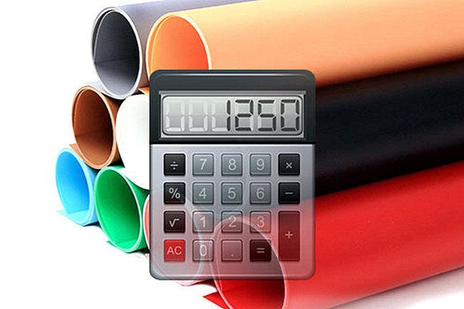 Расчет обоев на комнату – калькулятор онлайн