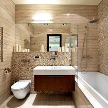 Интерьер ванной комнаты – фото и практические советы дизайнера