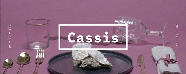 Цвет Cassis