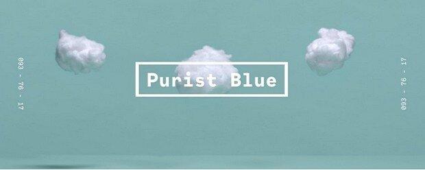 Цвет purist-blue